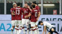 Serie A | El AC Milan arrolla al Bolonia