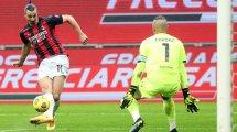Serie A   El AC Milan pasa por encima del Crotone