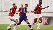Serie A   El AC Milan tumba a la AS Roma en San Siro