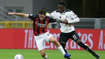 Serie A   El AC Milan derrota al Spezia