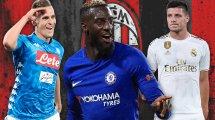 La revolución que se prepara en la plantilla del AC Milan
