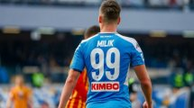 Arkadiusz Milik se mantiene en la órbita del Atlético de Madrid
