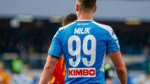 El nuevo oponente del Atlético de Madrid por Arkadiusz Milik