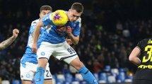 La estrategia del Inter de Milán para fichar a Arkadiusz Milik