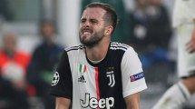 Miralem Pjanic se despide de la Juventus de Turín