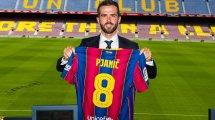 Juventus | Miralem Pjanic aparece en escena