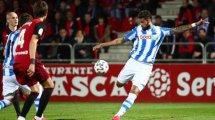 Copa del Rey | La Real Sociedad derrota al Mirandés y jugará la final
