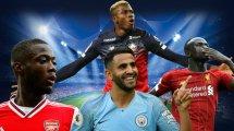 Los 10 jugadores africanos más caros de la historia