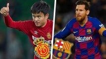 Confirmadas las alineaciones de Real Mallorca y FC Barcelona