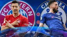 Bayern Múnich – Chelsea | Los onces probables