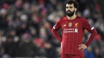 Las impresionantes estadísticas de Mohamed Salah con el Liverpool