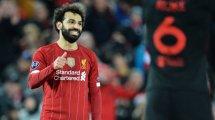 El Real Madrid intentó el fichaje de Mohamed Salah en 2018