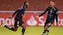Moisés Caicedo se aleja del Manchester United