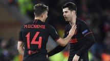 Atlético de Madrid | Morata vio recompensado su sacrificio