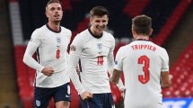 ¡Ya hay onces del Inglaterra - Croacia!