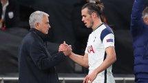 Tottenham Hotspur   José Mourinho se pronuncia sobre Gareth Bale