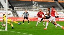 Premier | El Manchester United remonta en casa del Newcastle