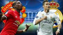 Las 6 grandes operaciones entre Real Madrid y Manchester United