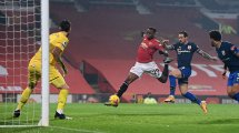 Premier | El MU arrolla al Southampton con una histórica goleada