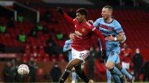 FA Cup   El Manchester United supera al West Ham en la prórroga