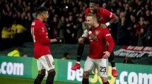 FA Cup | El Manchester United pasa a cuartos sin apuros