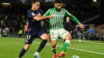 Real Betis   Un grande de la Premier quiere a Nabil Fekir