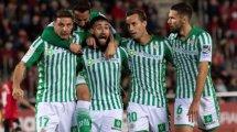 Real Betis   Nabil Fekir no se plantea un cambio de aires