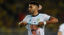 Nahuel Bustos vuelve al Girona