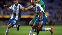 Se acerca el adiós de Naldo al Espanyol