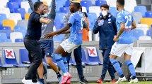 Serie A | El Nápoles vence al Torino y sueña con la Champions
