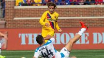¿Peligra el Nápoles – FC Barcelona por el coronavirus?