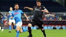 Serie A   El Nápoles recupera la sonrisa a costa del Bolonia