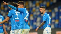Coppa de Italia | El Nápoles supera al Empoli por la mínima