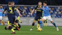 Serie A   El Nápoles tumba al Parma