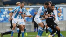 Serie A   El Spezia sorprende y derrota al Nápoles
