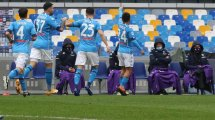 Serie A | El Nápoles abusa de la Fiorentina