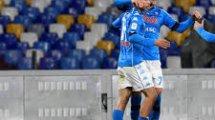 Coppa de Italia   El Nápoles golea al Spezia