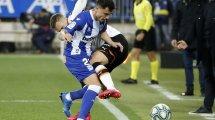 El Deportivo Alavés encauza la renovación de un zaguero