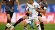 El Atlético de Madrid mandará una pieza a la Serie A
