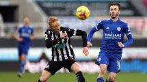 Premier | El Leicester City vuela alto tras noquear al Newcastle United