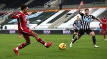 Premier | El Newcastle United frena al Liverpool en St James' Park