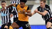Premier | Reparto de puntos entre Newcastle y Wolverhampton