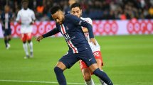 PSG | Neymar, disponible para viajar a Dortmund