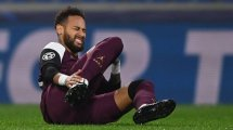 Nuevo contratiempo para Neymar en el PSG