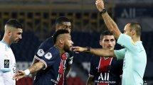 El PSG respalda a Neymar