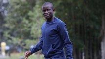 N'Golo Kanté tiene claro su equipo para la 2020-2021