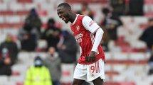Nicolas Pépé, el clavo ardiendo al que se aferra el Arsenal