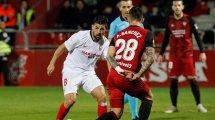 Sevilla | Nolito asume un posible adiós