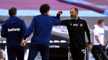 El Wolverhampton le niega una petición a Nuno