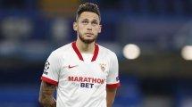 Sevilla | El impacto goleador de Lucas Ocampos